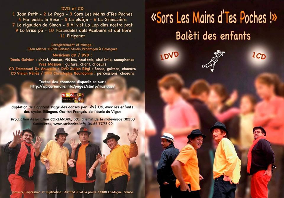 CD / DVD Balèti des enfants